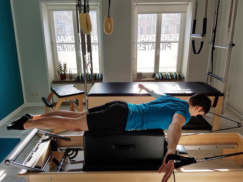 Pilates Allegro Workshops: Box & Jump Board mit Christian Lutz 27.&28.11.21