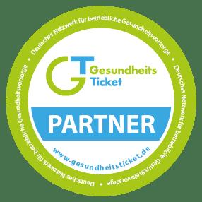 Firmen-Pilates GesundheitsTicket Partner Logo