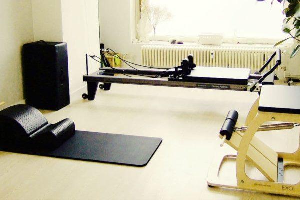 Pilates Geräte Training Leipzig