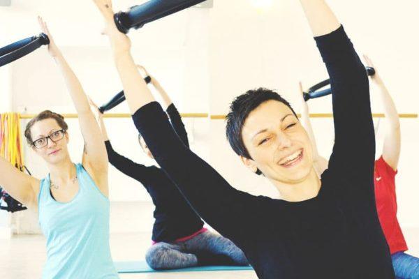 Pilates Gruppenkurs