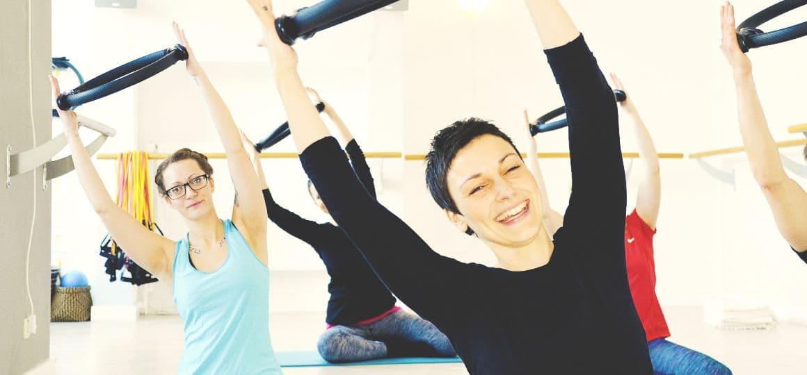 """31.3.21: Freebee: Kurs """"Absolute Beginners in Pilates"""""""