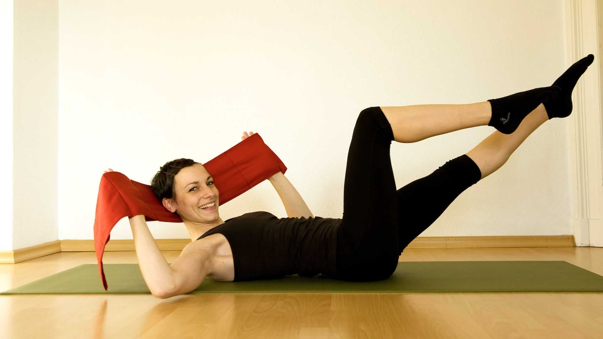 """Workshop """"Pilates on- and off the Walls"""", 17.4.21"""