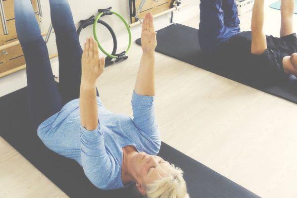 Pilates Matten Duo Training Leipzig