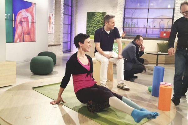 Pilates MDR (Hauptsache gesund)
